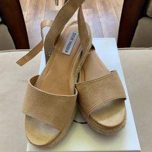 Steve Madden Gabi Espadrille Sandal Size 8
